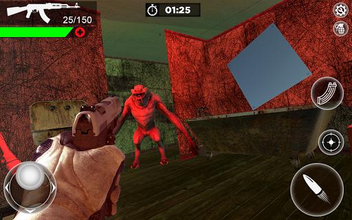 Evil Granny & Kids Horror Game apktram screenshots 8