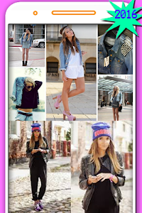 Young fashion styles screenshot 4