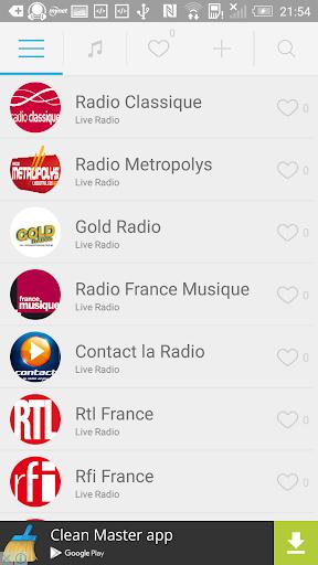 フランスラジオ