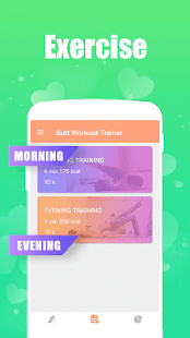 Butt Workout Trainer-Hips,Butt&Legs Screenshot