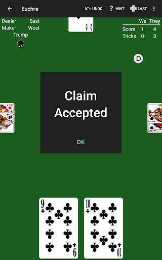 Euchre by NeuralPlay screenshots 18