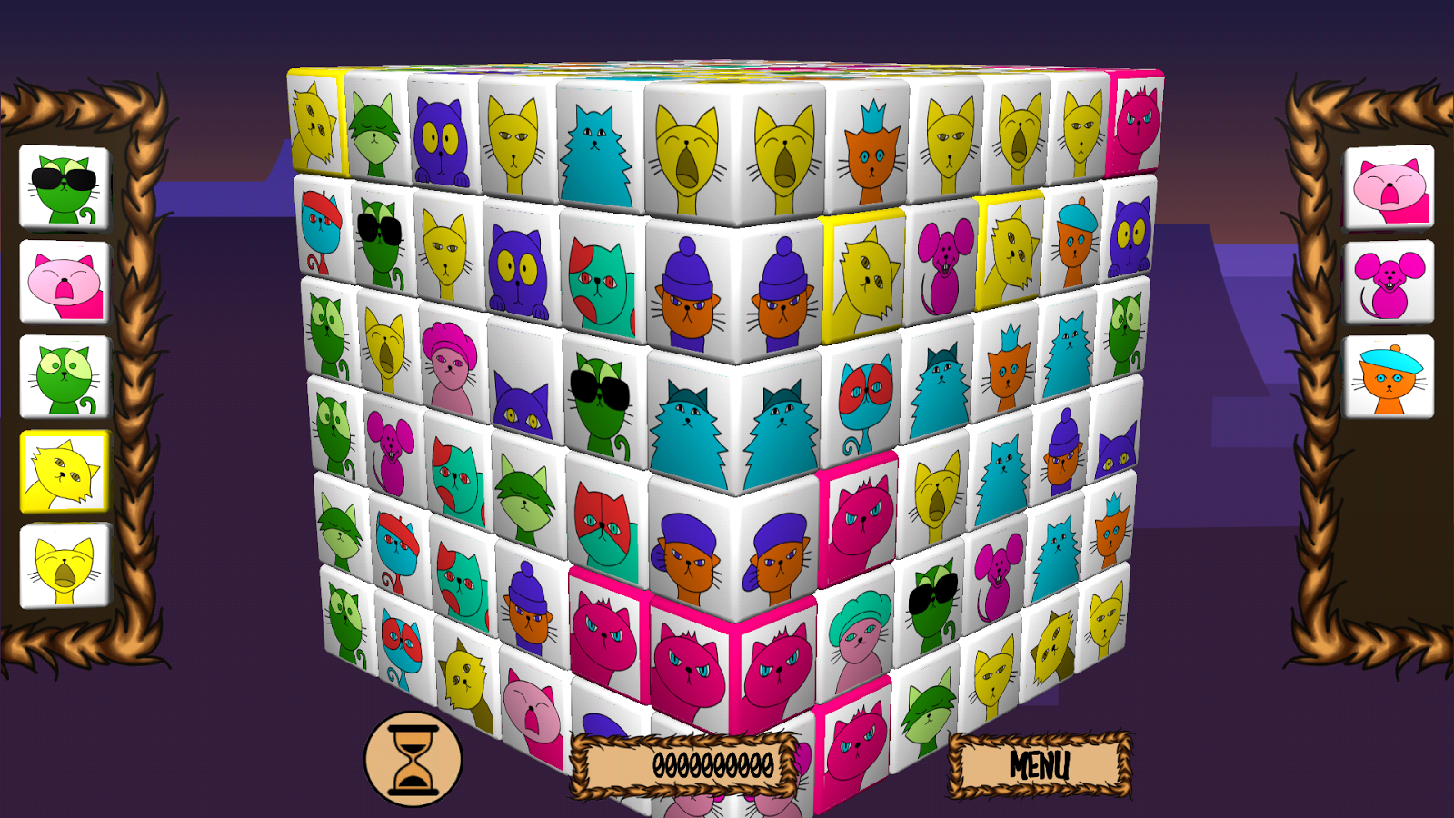 Angry Cats Mahjong Android Apps On Google Play