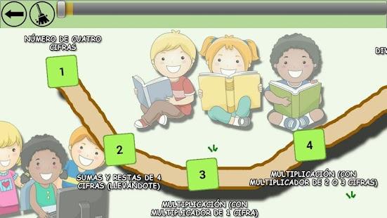 Matemáticas 8 años - náhled