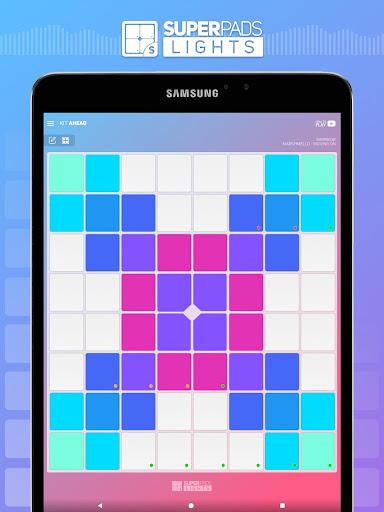 SUPER PADS LIGHTS - Your DJ app 1.5.7 screenshots 8