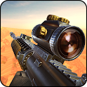 Desert Sniper Shooting 2k19 icon