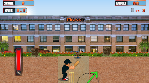 Gully Cricket Pro