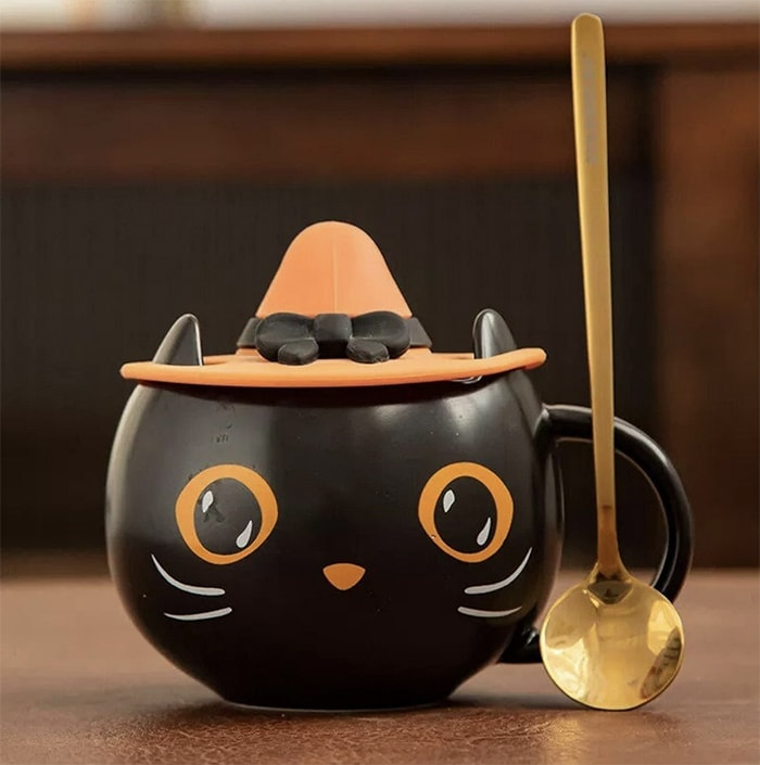 Starbucks Halloween Cups Collection 2021 | Celebrating Disney's Bday