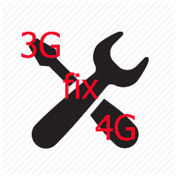 Fix 3G 4G Connection Free