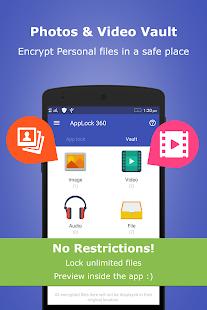 App Lock, Photo, Video, Audio, Document File Vault - náhled
