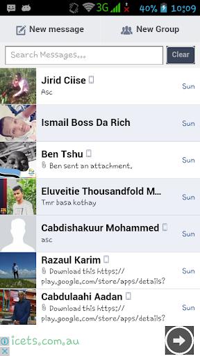 玩免費通訊APP 下載Messenger Super Lite app不用錢 硬是要APP