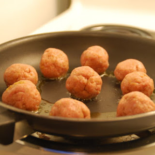 A Simple Turkey Meatball