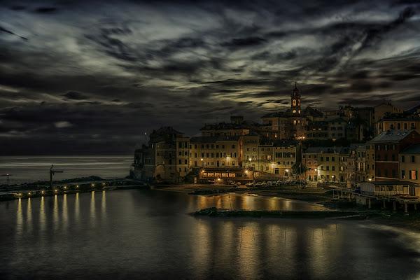 Il borgo marinaro di Bogliasco  prov.Genova di Gianva