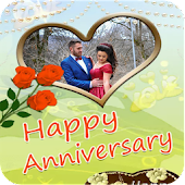 Anniversary Photo Frames