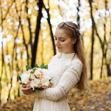 Wedding photographer Mariya Mysenkova (MariaM). Photo of 01.12.2017