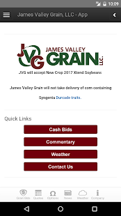 James Valley Grain LLC- screenshot thumbnail