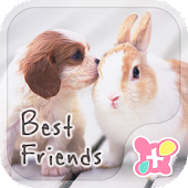 icon & wallpaper-Best Friends-