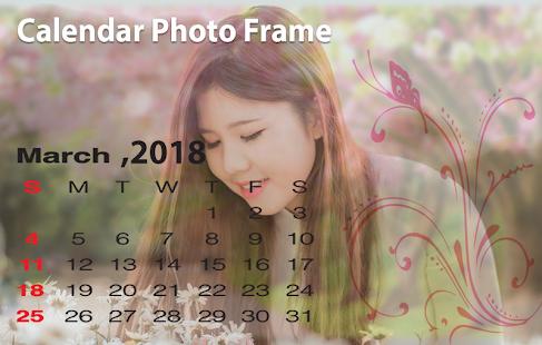 Calendar Photo Frame-Pro - náhled