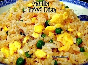 Garlic Fried Rice