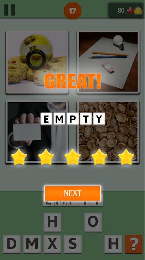 4 Pics 1 Word Challenge Game! 24 screenshots 3