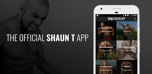 Shaun T Fitness - Apps on Google Play