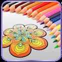 Mandala Coloriage pour Adultes icon