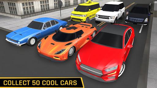 City Taxi Driving: Fun 3D Car Driver Simulator 1.2 screenshots 6