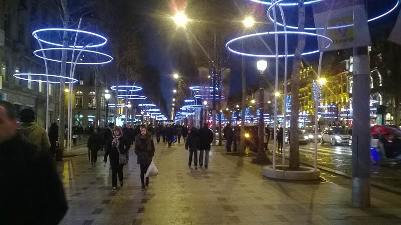 Paris by night di Miche