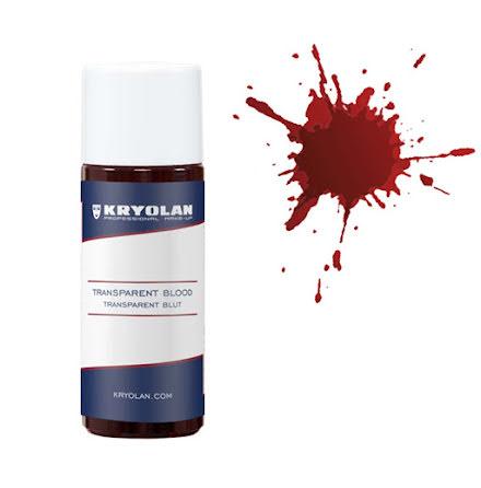 Blod, transparent 50 ml medium