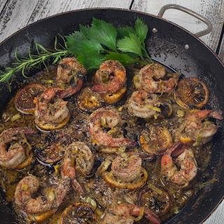 Cajun Shrimp Skillet Recipe