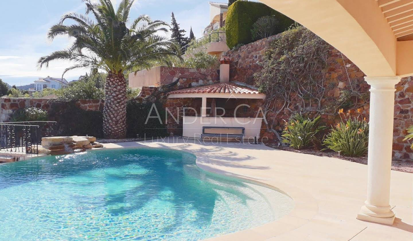 Villa with pool and terrace Theoule-sur-mer