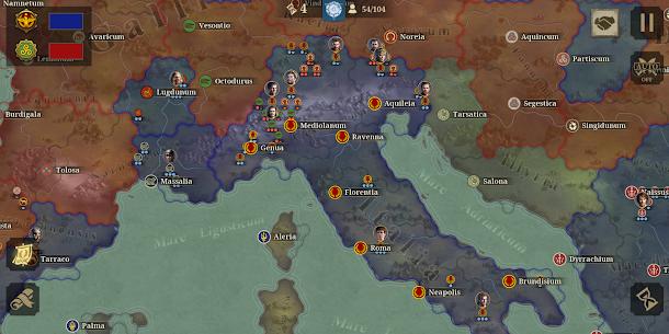 Great Conqueror: Rome Mod Apk 2.0.0 (Unlimited Medals) 4