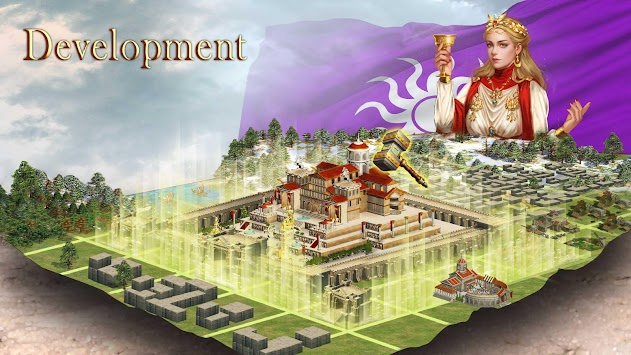 Glory of Kings: Empire Origins apk screenshot