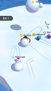 Snowball.io Screenshot