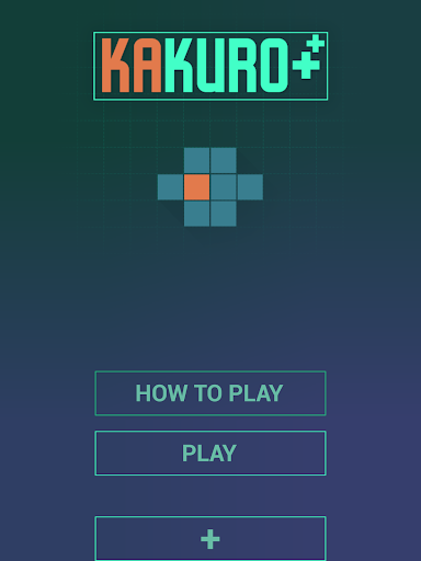 Kakuro Plus. Cross-Sums. For beginners to experts. android2mod screenshots 7