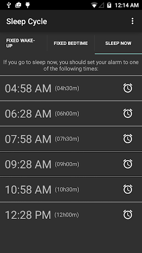 Sleep Cycle 1.3.8 screenshots 3