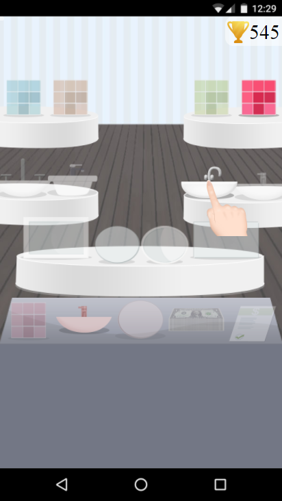 Toilet And Bathroom Cleaning Game Screenshot