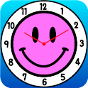 Smiley Face(pink) icon