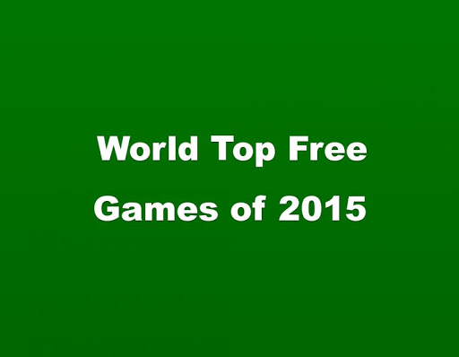 Top Free games of 2015