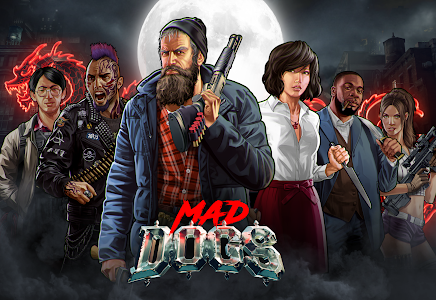 Mad Dogs – 18+ RPG Rival Gang Wars 1.0.2543