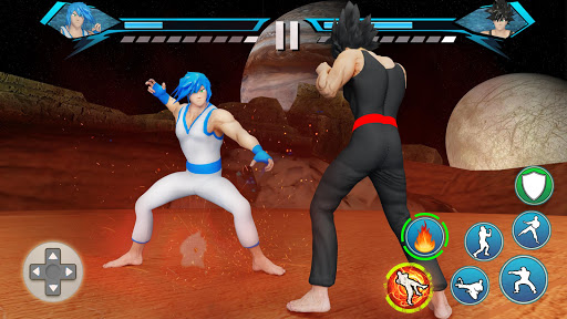 Dragon Karate Fighting: Super Kung Fu Fight 1.0.4 screenshots 4