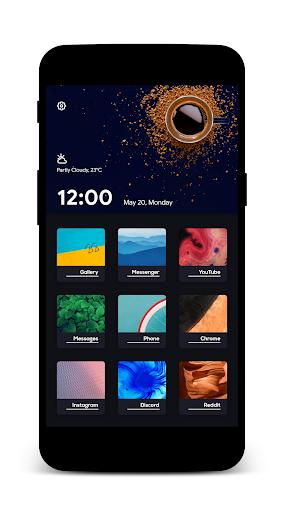 Coffee for KLWP screenshot 4