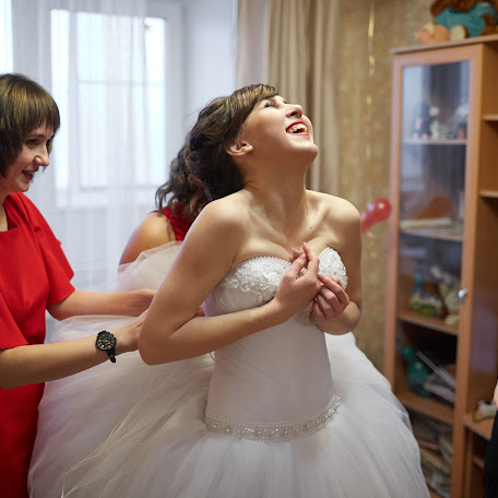 Wedding photographer Pavel Karpov (PavelKarpov). Photo of 18.01.2018