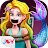 Mermaid Secrets 7– Save Mermaids Mia logo