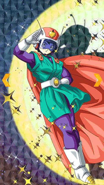 平和の女神・グレートサイヤマン2号