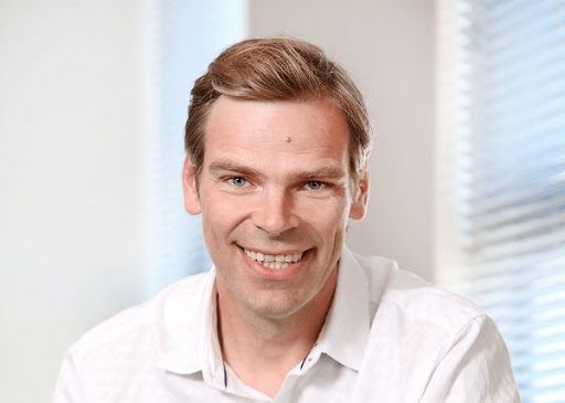 Jeppe Dorff, Clickatell Chief Product and Technology Officer.