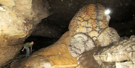 Photo: In the Cave