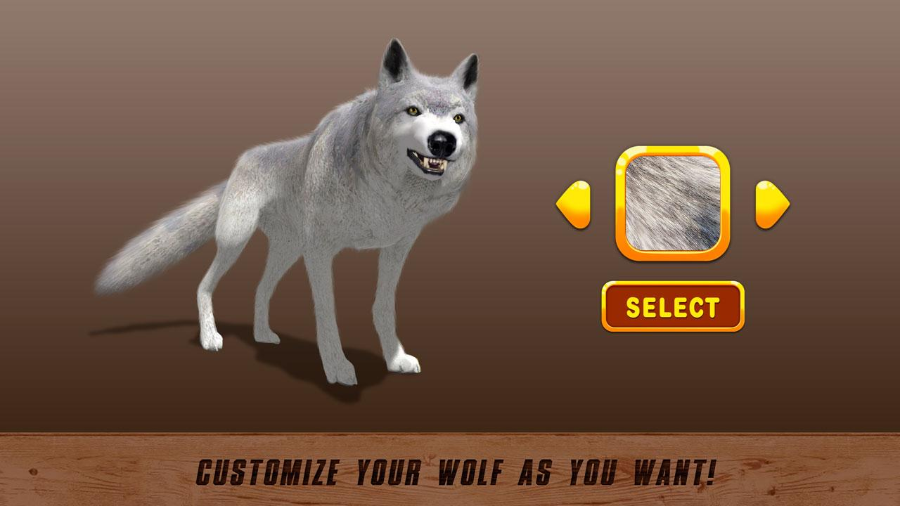 Wild life wolf quest android apps on google play wild life wolf quest screenshot ccuart Choice Image