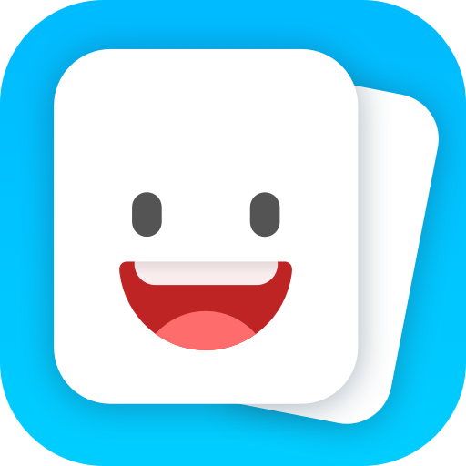 Tinycards by Duolingo: Fun & Free Flashcards Icon