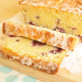 Meyer Lemon-Blackberry Loaf Cake