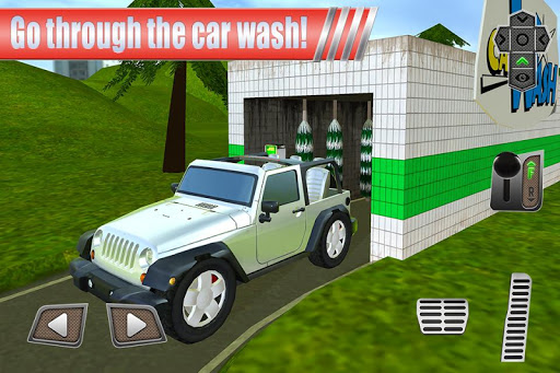 Gas Station: Car Parking Sim  screenshots 3